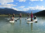 Staff SUP Yoga